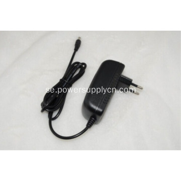 5V2A Switching Power Adapter ROHS GS Certifierad